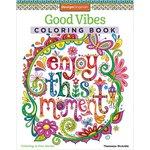 Design Originals - Good Vibes Coloring Book