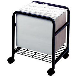 Storage Studios - Heavy Duty File Shuttle Two - Black