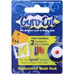 Crafty Products - Gyro-Cut - Replacement Blades - 2 Pack