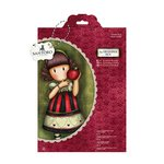 Santoro London - Gorjuss A4 Decoupage Pack - Dear Apple