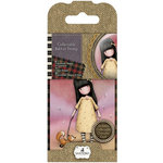 Santoro London - Gorjuss Rubber Stamp - Number 3 - Pretend Friend