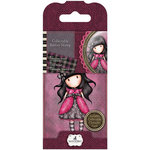 Santoro London - Gorjuss Rubber Stamp - Number 5 - Ladybird