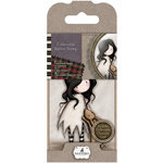 Santoro London - Gorjuss Rubber Stamp - Number 8 - I Love You Little Rabbit