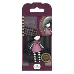 Santoro London - Gorjuss Rubber Stamp - Number 13 - Fairy Lights