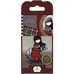 Santoro London - Gorjuss Rubber Stamp - Number 20 - Getaway VI