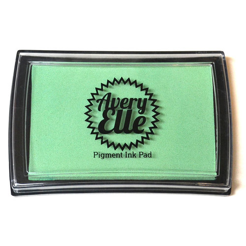 Avery Elle - Pigment Ink Pad - Mint To Be