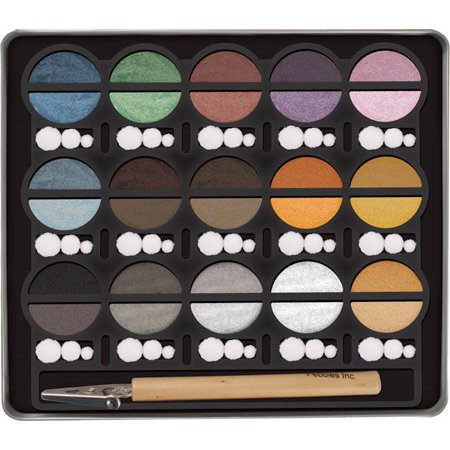 Pebbles - I Kandee Chalks - Metallic Cream