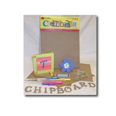 Grafix Chipboard Sheets - 6 sheets - 12x12