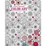 Leisure Arts - Floral Wonders Color Art