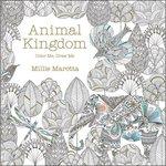 Lark Books - Color Me, Draw Me - Animal Kingdom
