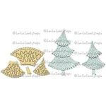 La-La Land - Die - Build-A-Christmas Tree