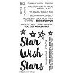 My Favorite Things - Laina Lamb Designs - Clear Acrylic Stamps - Count The Stars