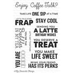 My Favorite Things - Laina Lamb Designs - Clear Acrylic Stamps - Stay Cool