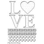 My Favorite Things - Die-Namics - Dies - Love Centerpieces