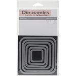 My Favorite Things - Die-Namics - Dies - Inside and Out Stitched Rounded Square