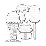 My Favorite Things - Die-Namics - Dies - Sweet Treats