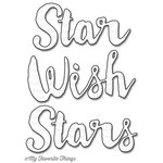 My Favorite Things - Die-Namics - Dies - Stars and Wishes