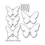 My Favorite Things - Die-Namics - Dies - Solid Butterflies Flutter