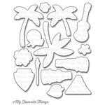 My Favorite Things - Die-Namics - Dies - Tiki Party