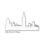 My Favorite Things - Die-Namics - Dies - London Skyline