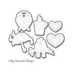 My Favorite Things - Die-Namics - Dies - All Heart