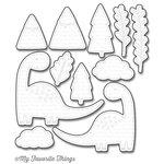 My Favorite Things - Die-Namics - Dies -Prehistoric Fun