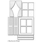 My Favorite Things - Die-Namics - Dies - Classic Window