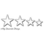 My Favorite Things - Die-Namics - Dies - Inside and Out Stitched Stars