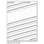 My Favorite Things - Die-Namics - Cover-Up Dies - Diagonal Sentiment Strip