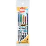 Bic - Mechanical Number 2 Pencils - .5mm - 5 Pack