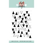 Neat and Tangled - Clear Acrylic Stamps - Tiny Triangles