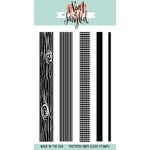 Neat and Tangled - Clear Acrylic Stamps - On The Strip 2
