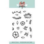 Neat and Tangled - Clear Acrylic Stamps - Send Pretty Mail