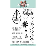 Neat and Tangled - Clear Acrylic Stamps - Sailmates