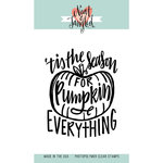 Neat and Tangled - Clear Acrylic Stamps - Pumpkin Everything