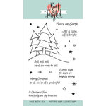 Neat and Tangled - Christmas - Clear Acrylic Stamps - Winter Trees