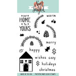 Neat and Tangled - Christmas - Clear Acrylic Stamps - Simple Christmas