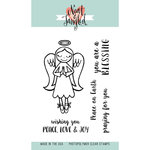 Neat and Tangled - Clear Acrylic Stamps - Little Angel