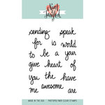 Neat and Tangled - Clear Acrylic Stamps - Bible Journaling
