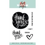 Neat and Tangled - Clear Acrylic Stamps - All My Heart