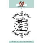 Neat and Tangled - Clear Acrylic Stamps - So Very Blessed
