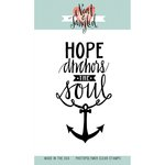 Neat and Tangled - Clear Acrylic Stamps - Hope Anchors