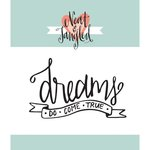 Neat and Tangled - Clear Acrylic Stamps - Dreams