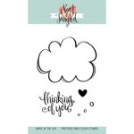 Neat and Tangled - Clear Acrylic Stamps - Just Thinking
