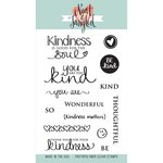 Neat and Tangled - Clear Acrylic Stamps - Kindness Matters
