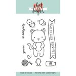 Neat and Tangled - Clear Acrylic Stamps - Kitty's Favorite Thing