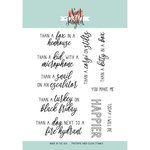 Neat and Tangled - Christmas - Clear Acrylic Stamps - Happier Than