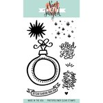 Neat and Tangled - Christmas - Clear Acrylic Stamps - May Your Holidays Be
