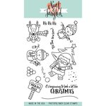 Neat and Tangled - Christmas - Clear Acrylic Stamps - Santa's Wonderland