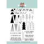 Neat and Tangled - Christmas - Clear Acrylic Stamps - Scandinavian Prints
